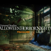 Halloween Horror Nights é na Universal Orlando Resort
