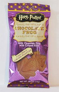 Rãs de chocolate